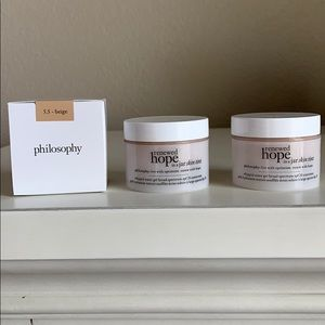 Skin tint by philosophy